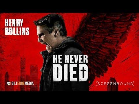Filmkvällen 23/2 2017 - He Never Died