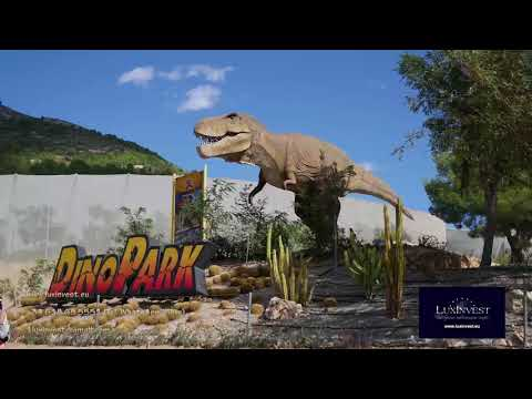Algar Waterfalls and Dinopark