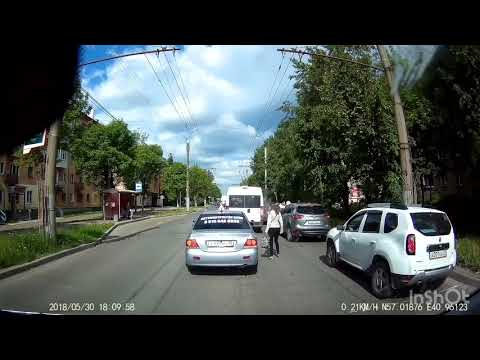 ДТП с пешеходом в Иваново