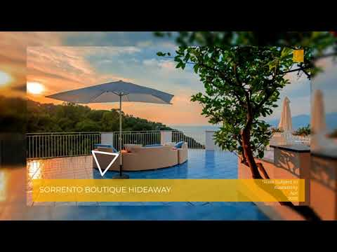 Sorrento Holidays | Bed &Breakfast Italy Holidays | Book it Now