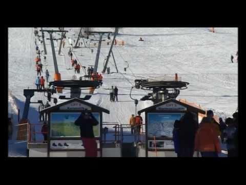 Fichtelbergschwebebahn zu jeder Jahreszeit ein Erlebnis