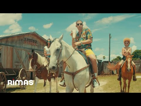 Videoclip de Bad Bunny - Tú no metes cabra
