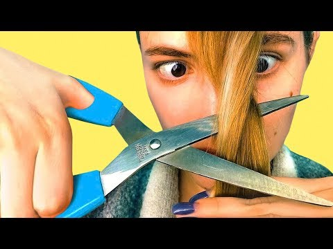 Video 25 CRAZY HAIR HACKS THAT ARE TOTALLY BRILLIANT download in MP3, 3GP, MP4, WEBM, AVI, FLV January 2017