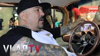 Mister Cartoon on LAPD Busting Up 50 Cent's Tattoo Session