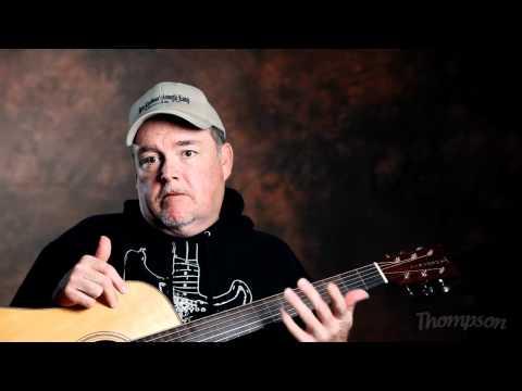 Thompson Guitar Artist Robert Shafer
