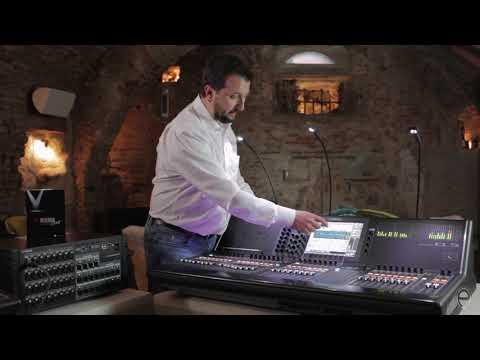 Yamaha Cl & Ql Tutorial – 3/15 Eq Section