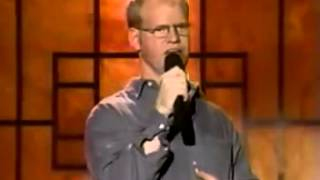 Jim Gaffigan - Comedy Showcase - year 1996