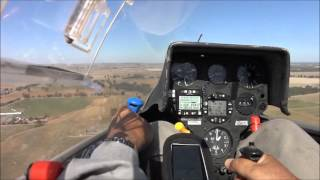 Tocumwal Australia  City new picture : LS-4 Traffic-Landing 【Tocumwal Australia : Glider Flight】
