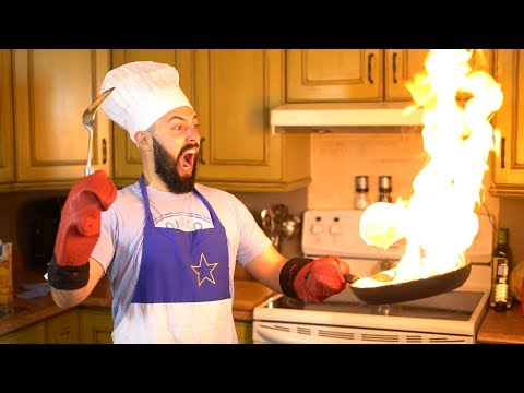 Stereotypes: Cooking