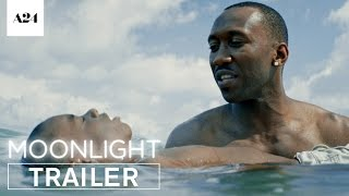 Moonlight  Official Trailer HD  A24