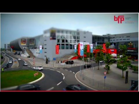 Das bfp Fuhrpark-FORUM 2016 am Nürburgring