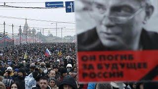 Rusya muhalif lider için ağlıyor