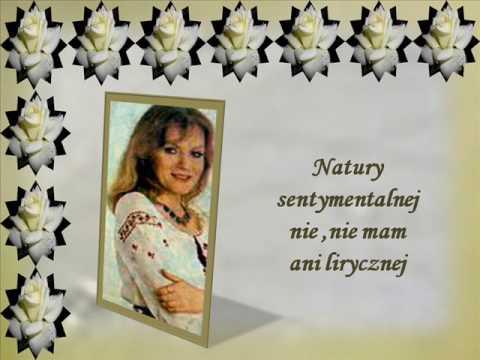 Tekst piosenki Anna German - Nie jestem taka jak myślisz po polsku