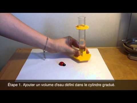 comment trouver le volume d'un cube