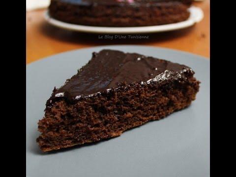 gâteau tunisie - Liste des Ingrédients : http://leblogdunetunisienne.blogspot.fr/2013/12/recette-mon-gateau-au-chocolat.html ********************** FOLLOW ME: ---------------...