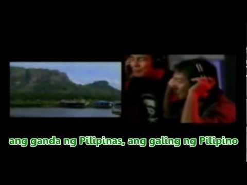 et Partager Ecouter Voir Ang Ganda ng Pilipinas 2012 TARA NA!.mpg