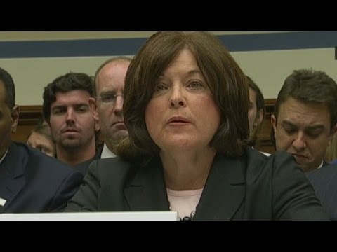 Director! - Secret Service Director Julia Pierson addresses the House Oversight Committee about a recent White House intrusion.
