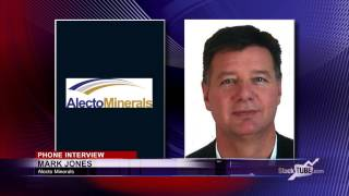 Mark Jones, chief executive of Alecto Minerals (LON:ALO), says the company will finalise its joint venture with Desert Gold ...
