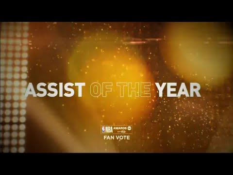 2018 Assist Of The Year Nominees | NBA Awards