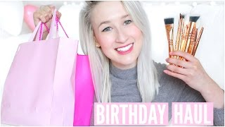 Video What I Got For My Birthday 2016 | Sophie Louise MP3, 3GP, MP4, WEBM, AVI, FLV Juli 2018