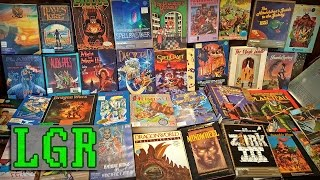 LGR - My Best Retro PC Game Haul? Maybe!