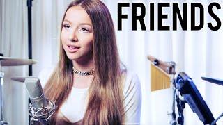 Video Marshmello & Anne-Marie - FRIENDS (Emma Heesters Cover) MP3, 3GP, MP4, WEBM, AVI, FLV Juni 2018