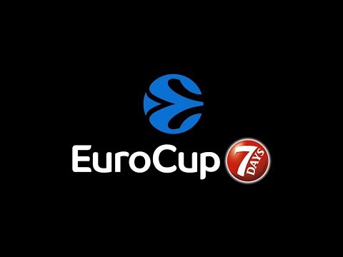 2018-19 7DAYS EuroCup Draw