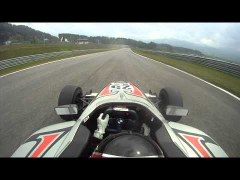 bullring - Jonas Rodrigues onboard Formula BMW red bull ring LO Lista junior- Daltec Racing - Daltec Trailers N'oubliez pas de vous abonner a ma chane.