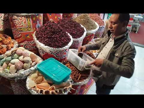На рынке в Египте можно сойти с ума (видео)