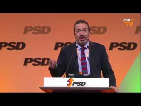 37º Congresso PSD - Intervenção de Joaquim Barbosa