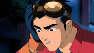 ジェネレーター・レックス エピソード2:科学者の暴走