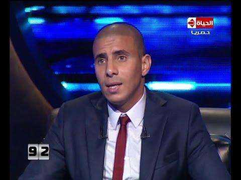 محمد زيدان مدافعا عن علاء مبارك وحسني مبارك: مشفتش حد وطني مثلهما