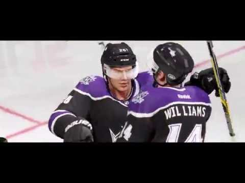 - NHL 15 l Highlights l LA KINGS -