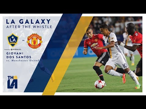 Video: Giovani dos Santos vs Manchester United | After the Whistle