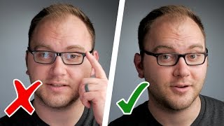 Video How to Light People With Glasses and Avoid Glare MP3, 3GP, MP4, WEBM, AVI, FLV Juli 2019