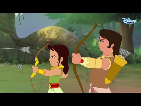 Arjun Prince of Bali | Shatranj ki Chaal | Episode 48 | Disney Channel