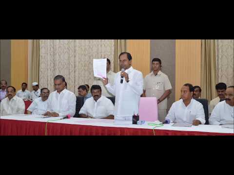, CM KCR Has Announced For Employees & Archakas