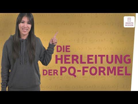 Woher kommt die pq-Formel?