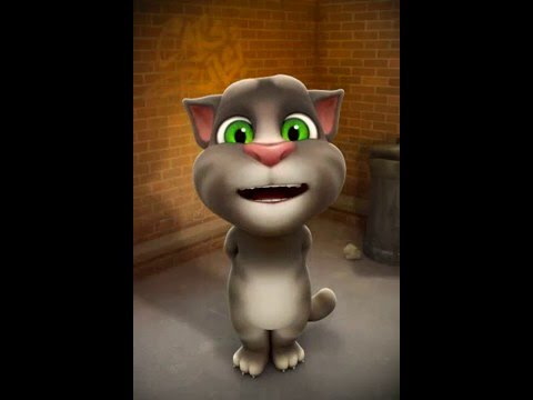 theri song talking tom