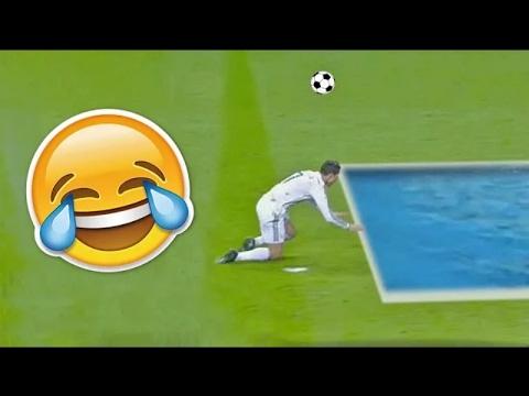 momenti più divertenti del calcio - 2017