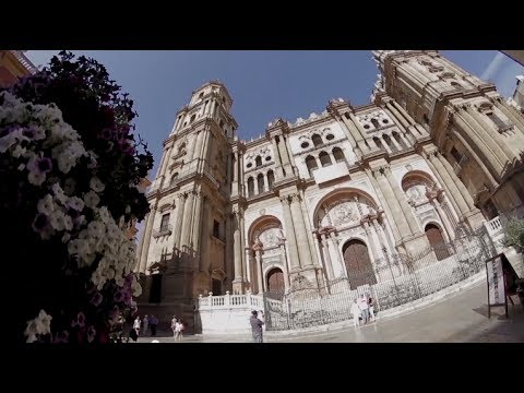 Take a look at Málaga. Málaga: such a great city.