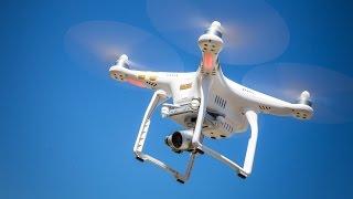 Узнать подробнее о DJI Phantom 3 Professional и купить можно здесь: http://bit.ly/WylsaQuadPro3 Видео на правах рекламы. Twitter: http://twitt...