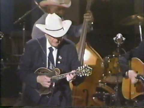 Bluegrass - Bill Monroe & The Bluegrass Boys perform