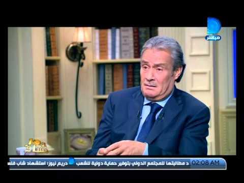 فاروق الفيشاوي: كنت أتمنى لمصر رئيسا مدنيا
