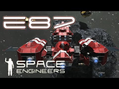 Space Engineers Multiplayer - E87 - Mining