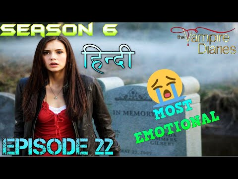 The Vampire Diaries Season 6 Episode 22 Explained Hindi  वैम्पायर डायरीज KAI IS REAL DEVIL  & JO DIE