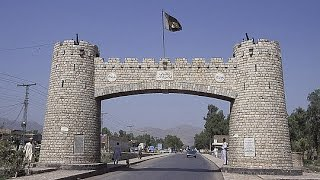 Documentary on Route From Khyber Pass to Tokham Border