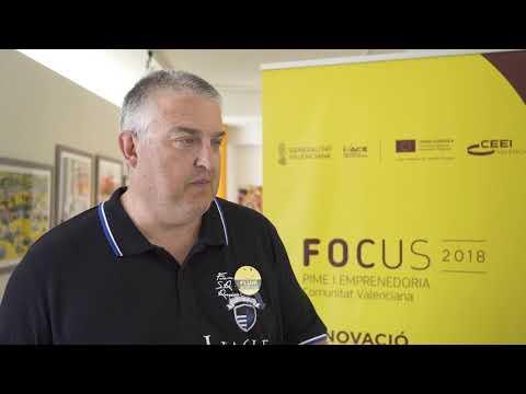 Entrevista Rafa Sospedra en Focus Pyme y Emprendimiento Horta Nord[;;;][;;;]