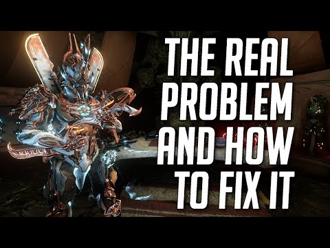 THE MELEE META, GUNPLAY, THE REAL PROBLEM & HOW TO FIX IT | WARFRAME