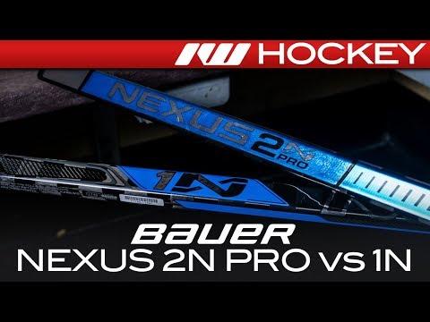 Bauer Nexus 2N Pro vs. 1N Sticks // Tech & Spec Comparison
